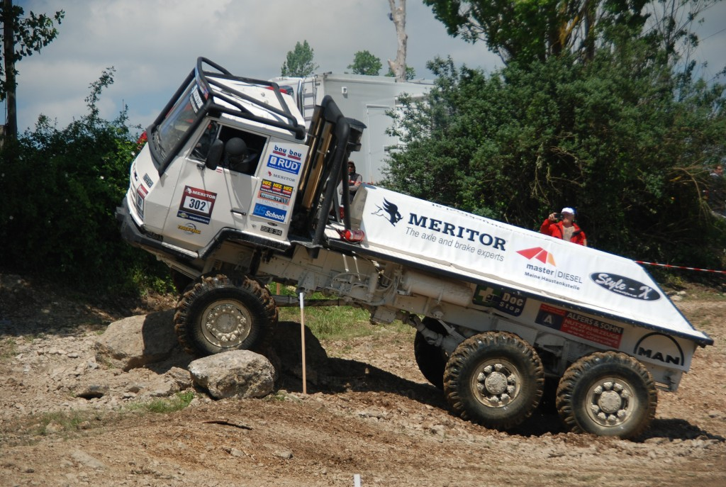 Truck-Trial Team MERITOR Trial-Force